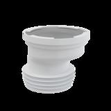 Napojení k WC exentrické 20mm