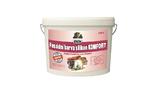 Barva fasádní KOMFORT silikon 10l - bílá (16kg)