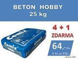 Beton Hobby 25kg Cemix 4+1 Zdarma