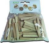 Klínky obkl.dřev.55x8x10-0mm (250ks)