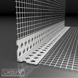 Roh s tkaninou 2.5m PVC   VERTEX (LK plast 100)
