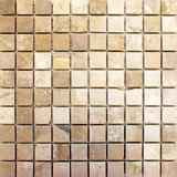 Travertine mozaika 30x30/2,8x2,8