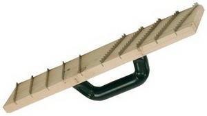 Škrabák na Ytong dřevo hrubý 250x96mm