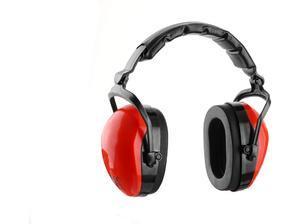 Chrániče sluchu - sluchátka EP109-56 červené
