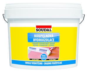 Hmota hydroizolační 5kg koupelny