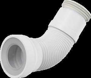 Napojení k WC flexi 280-550mm pro rekonstrukci