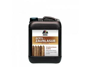 Nátěr na ploty 5l Acryl-Zaunlasur Palisander