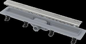 Žlab podlaha APZ8 plast 750mm vč. roštu matný