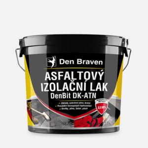 Lak asfaltový DenBit 9kg izolační DK-ATN