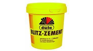 Cement rychletvrdnoucí 1kg Düfa