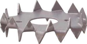 Bulldog  50x17x1,00mm  oboustranný