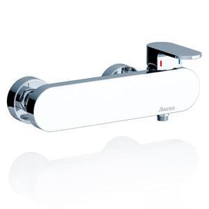 Baterie sprchová nástěnná Chrome bez setu - 1