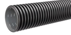Trubka drenážní 125mm flexibilní,celoperforovaná - 1