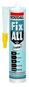 FIX all Classic 290ml crystal lepící tmel