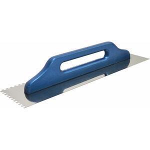 Hladítko nerez  6mm zub  48-50cm