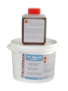 Potěr epoxidový EP-DRAIN 1,5kg (2 složky)