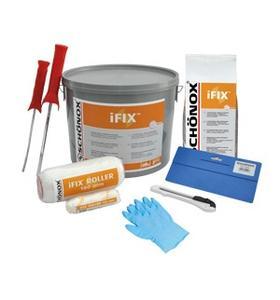 Hmota hydroizolační iFIX set 10,5kg na10m2