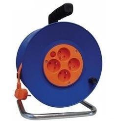 Kabel buben 20m/230V 4 zásuv.