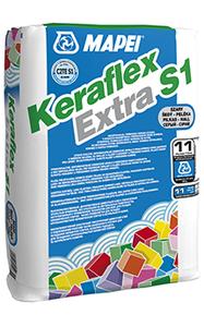 Lepidlo Flex 25kg Keraflex  S1 Mapei