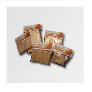 Klínky mont.dřev.65x18x12-0mm (20ks)