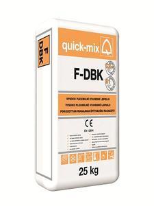 Lepidlo Flex 25kg F-DBK  QUICK-MIX C2TES1