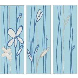 LINEA modrá 11,5x33 set