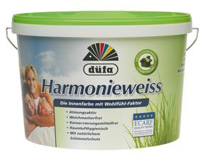 Barva pro alergiky 10l - bílá (15,8kg) Harmoniewei