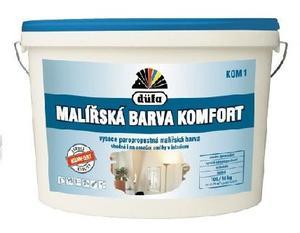Barva malířská KOMFORT 10l - bílá (16kg)