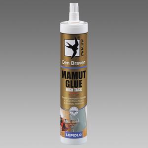 Mamut glue 290ml bílý Den Braven