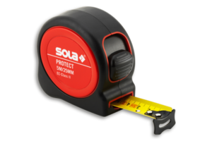 Metr svinovací 3m Video flex SOLA - 1