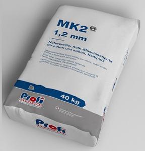 Omítka jednovrstvá MK2 PROFI 1,2 mm 40kg