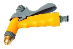 Pistole zahradní Delux kovová na hadici 6 funkcí