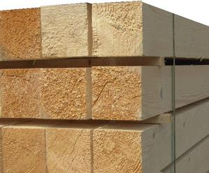 Dřevo stavební 100x100/4000mm (hranol)