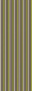 JOY 25x70 mozaika proužky verde/cacao/tortora - 1