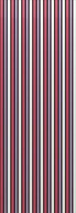 JOY 25x70 mozaika proužky coral/bílá/viola - 1