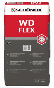Malta spár. 5kg světle hnědá WD Flex