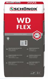 Malta spár. 5kg tmavě šedá WD Flex