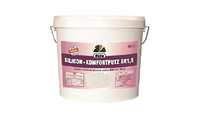 Omítka silikon rýhovaná KOM SR 1,5 -  25kg