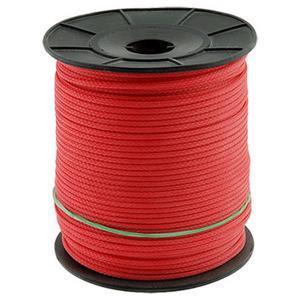 Provázek zednický 50m červená 1,7mm