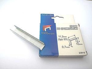 Spony BOX 10mm 1000ks/bal