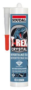 T-REX CRYSTAL  290 ml transparentní