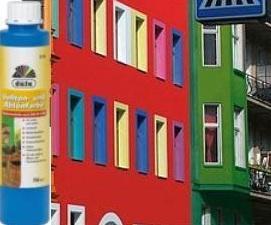 Tónovací akrylátová barva  0,75l - 1