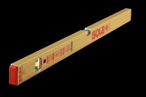 Vodováha AZ 2 libely déka  150cm - 1