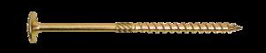 RAPI-TEC SK 6x140mm,plochá hl. T30 - 1