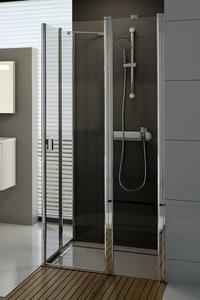 Baterie sprchová nástěnná Chrome bez setu - 2
