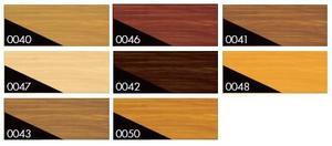 Lazura na dřevo LND 0,75l -  barevné tóny - 2