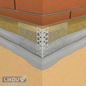Roh s tkaninou 2.5m PVC   VERTEX (LK plast 100) - 2