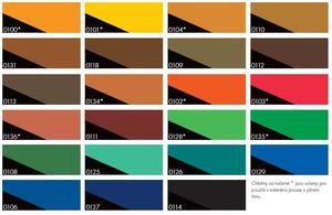 Tónovací akrylátová barva  0,25l - 2