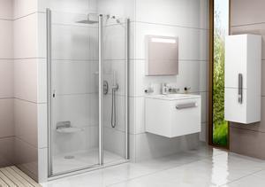 Sprcha hlavová Chrome Slim 30x30cm - 3