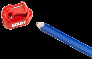 Ořezávátko na tužky SOLA - 4